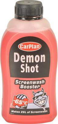 CarPlan Demon Shot